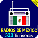 320 Radios of México By Internet - Online Stations