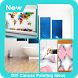 DIY Canvas Painting Ideas by Handmade Studio