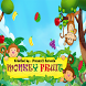 Monkey Fruits by KilatStudio.com