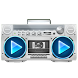 Boombox Music Player by Maryancode Inc