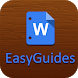 EasyGuides for Word 2013 by Side By Side Training