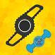 Fidget Spinner by Oumari