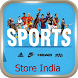 Sports Store India by DazzDroid