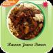 Rawon Jawa Timur Resep Masak by Bunda Airin