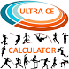 Ultra CE calculator by Ultradecathlete