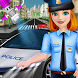 Police Car Wash Mechanic Simulator