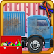 Truck Repair Mechanic Shop by Funtoosh Studio