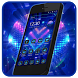 Bright LED Lights 2D android Theme & wallpaper by Happy themes & wallpapers :)