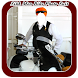 Sikh Men Bike Photo Suit by Munwar Apps
