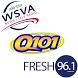 WSVA-Q101-96.1 by VerStandig Broadcasting