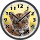 Little Tiger Clock by Alfasoft