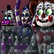 Keyboard Sister Location FNAF by Growol Grontol