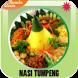 Desain Nasi Tumpeng Hias by Bunda Airin