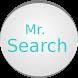 Mr.Search by Ryumon Matsumoto