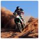 Dirt Bike Dakar Rally Wallpaper by Qaireen Azkia