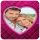 Lovers Heart Photo Frames by Most Amazing Apps