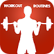 Workout routines by Blackcup