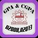 Anna Univ CGPA GPA Calculator by sivenashs