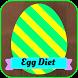 28 Day Egg Diet Plan: Hard Boiled Egg Diet Plan