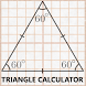 Triangle Calculator by Novice4Soft