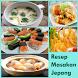 Resep masakan jepang by singdroid