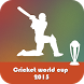 Cricket WorldCup 2015 Schedule by Thankoo Technologies