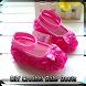 DIY Crochet Baby Boots. by NeedOon