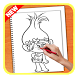 Learn to draw cartoons by mobilepro