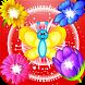 Butterfly Blossom Garden by upstar
