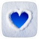 Heart Snow Theme by Heartful Theme