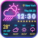 Weekly Weather forecasts by Weather Widget Theme Dev Team