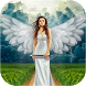 Angel Wings Photo Montage by DevApps Studs