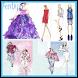 fashion designs sektch by FerdApp