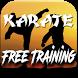 Karate free training by ay shohwatul