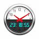 Reloj Analógico Digital by CCdevs