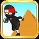 ninja subway surfer egypt by Tolka Games