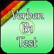 learn german : test B1 Verbs
