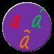 Bảng chữ cái by AXISNET