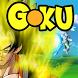 Goku Saiyan Shin Budokai 2017 by kids studio