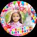 Birthday Cake Photo Frames by livewallstore