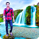 Waterfall Photo Editor - Waterfall Photo Frames by Benzyl Studios