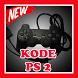Kode PS 2 Lengkap Terbaru by Gonyeng Studio