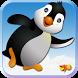 Hopping Penguin by Rabbit Apps