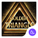 GoldenTriangle-APUS Launcher theme for Andriod by CoolAppPub