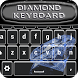 Diamond Lux Custom Keyboard by Thalia Photo Corner