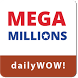 Mega Millions Lottery by DailyWOW