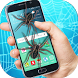 Real Spider crawl in phone screen scary Joke by Enjoy4Fun