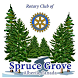 Rotary Club of Spruce Grove by MINDMOB LTD.