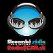 Slovakia radios RadioSCAN free by EM Technologies s. r. o.