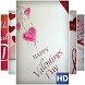 Valentine Day Greeting Card by iAppsBook